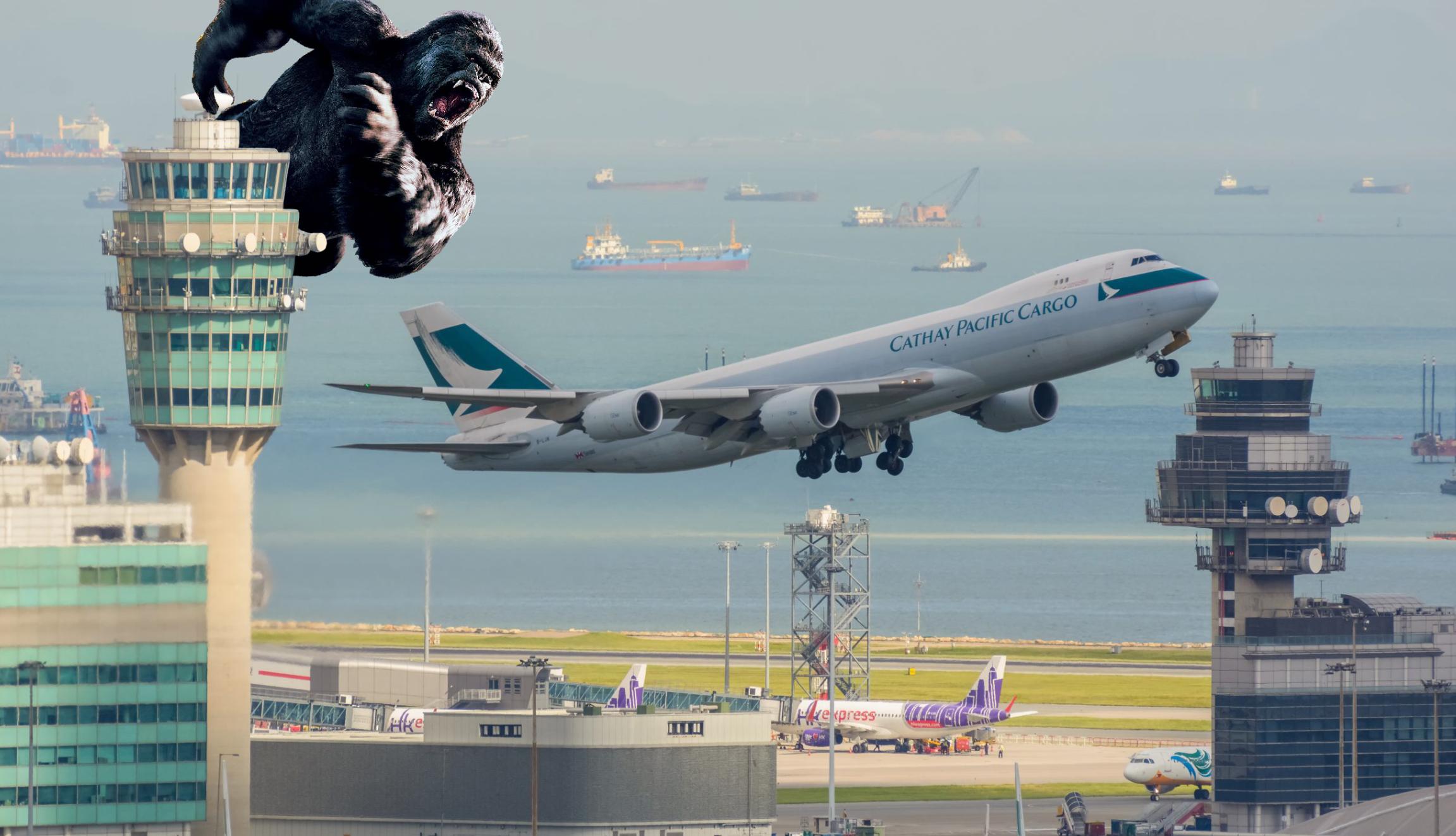 Hong Kong: King of the Airports