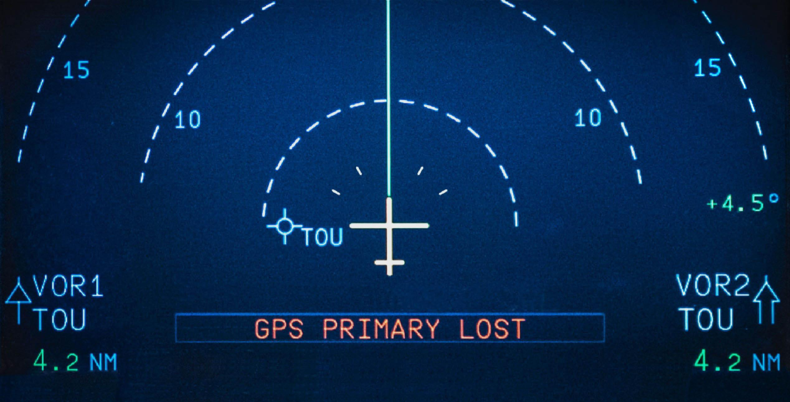 GPS Outages: The Hotspots